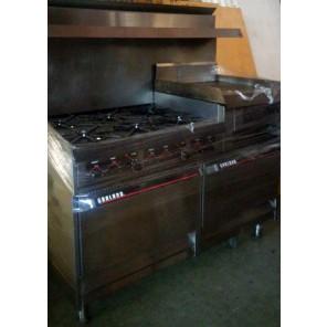 6 Burner Stove/Grill - CE104 (Qty:1)
