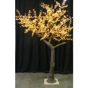 Amber LED Cherry Blossom Tree