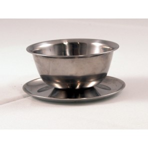 Stainless Steel Icecream Bowl - CE95 (QTY: 280+)