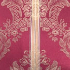 Burgundy Gold Damasks - LDM02