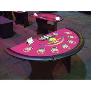 Caribbean Stud Poker Table - CA04