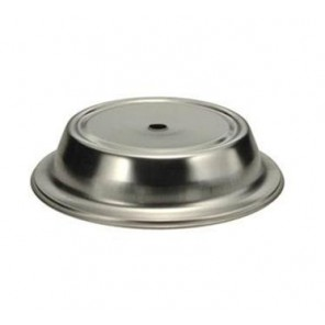 Round Plate Cover - Stainless Steel
