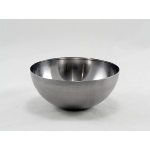 "Stainless Steel Serving Bowl 8"" - CE71"