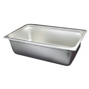 "Full Size Steam Pan - 6"" - CE80"