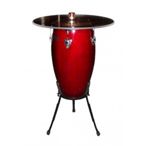 Conga Drum Cocktail Table