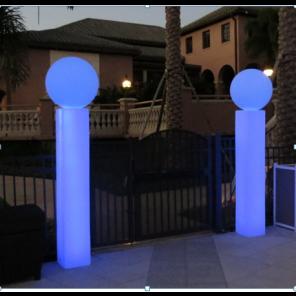 Glow Columns- GL09 (Qty. 12)