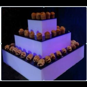 Glow Cake Tier- GL11 (Qty. 2)