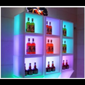 LED Glow Cubes- GL13 (Qty.24)