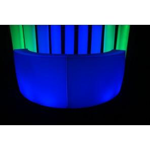 LED Half Circle Glow Bar- GL16 (Qty.1)