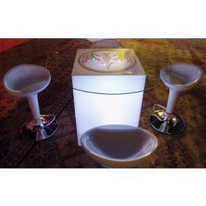 Seated Glow Cocktail Table - SF09 - (Qty: 49+)