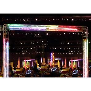 Neon Truss Arch - PR54