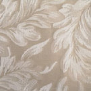 Ivory Leaf Damasks