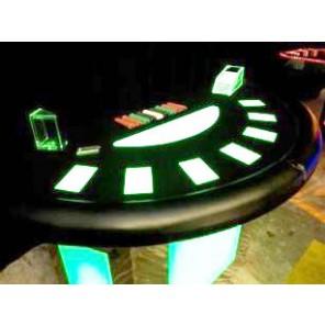 Lighted Table: Blackjack - CA22