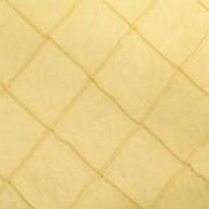 Maize Pintuck Taffetas