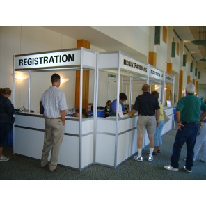 Registration Booth - ME07