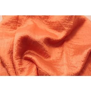 Orange Crushed Satin - LST31