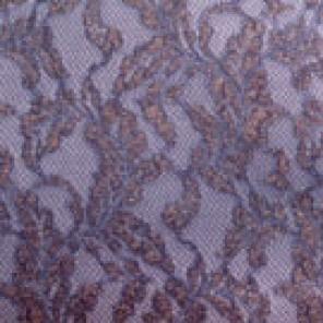 Royal Blue/Gold Lace