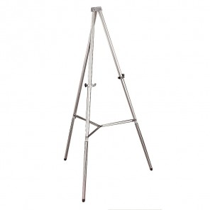 Silver Easel - ME17