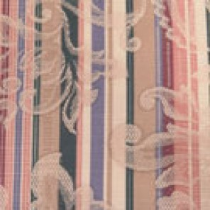 Sunset Stripe Damasks