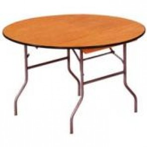 "60"" (5ft) Round Banquet Table - T02 (Qty: 45+)"