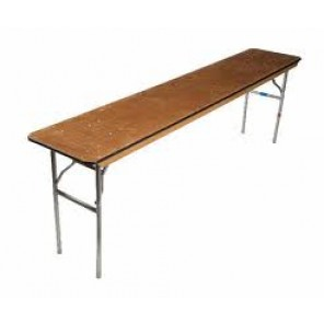 "8' x 18"" Classroom Table"